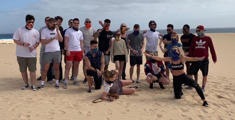 Activewin takes over Fuerteventura