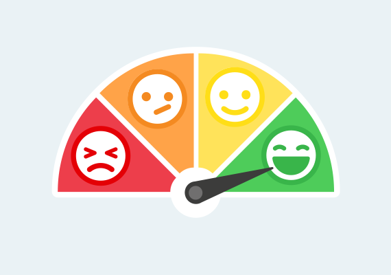 Customer satisfaction is key in UX