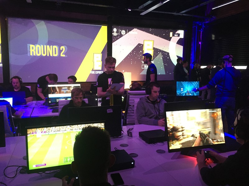 ActiveWin Media joins Esports tournament in the North West