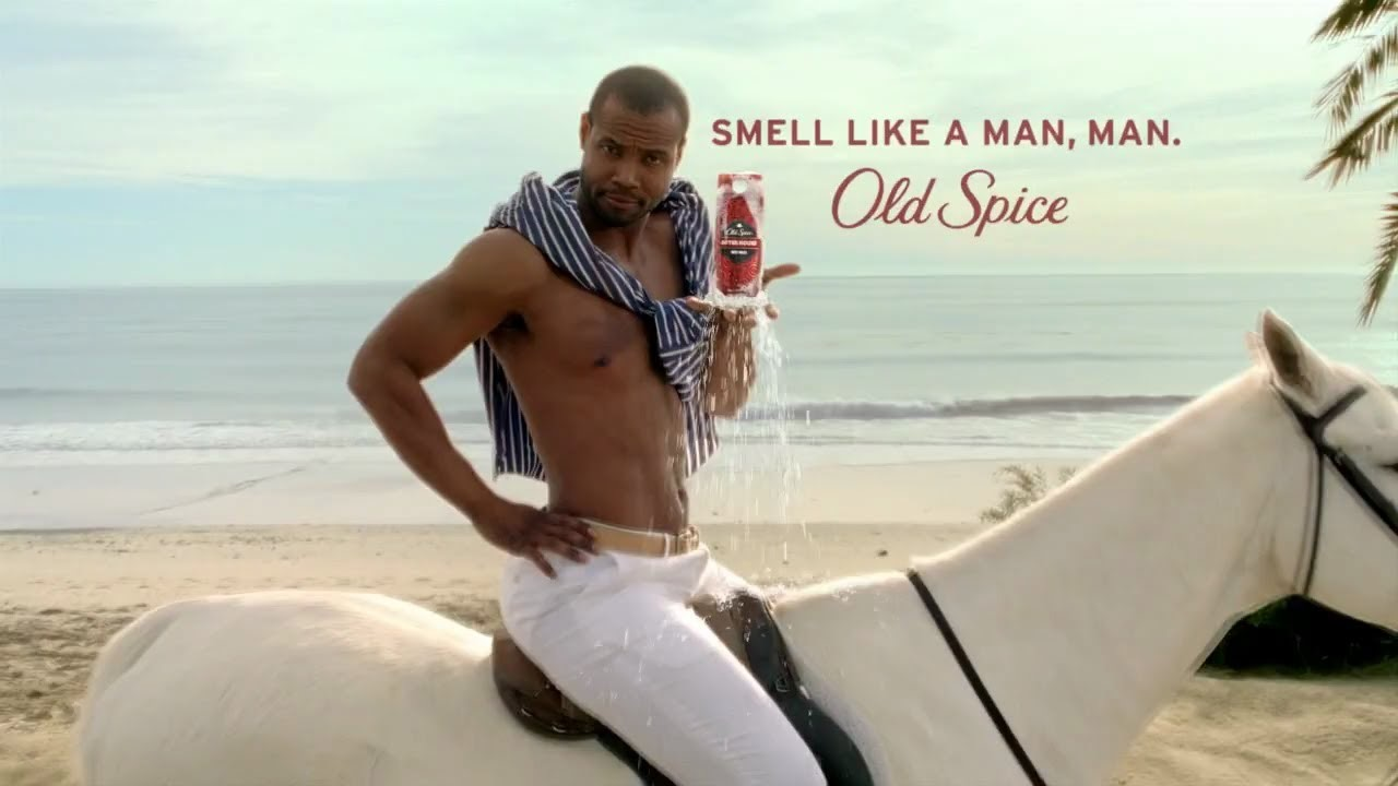 Old Spice fully embraced video marketing
