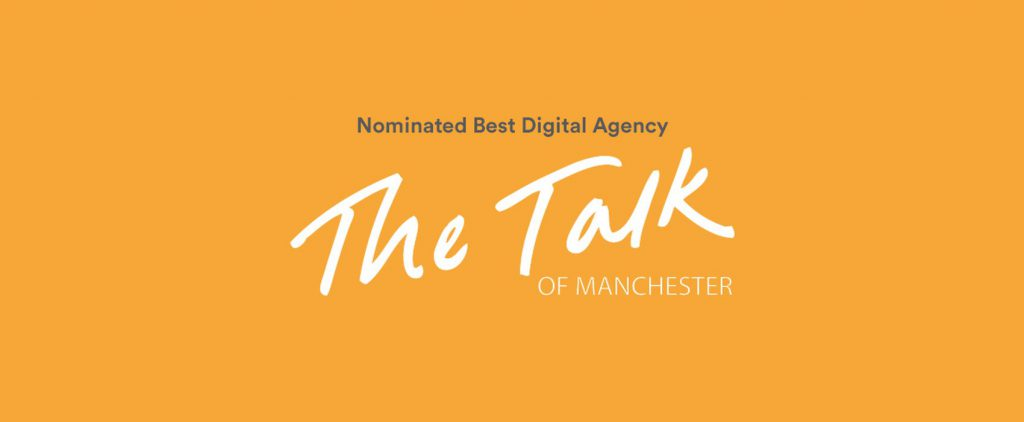 Vote for ActiveWin in the Talk of Manchester Business Awards