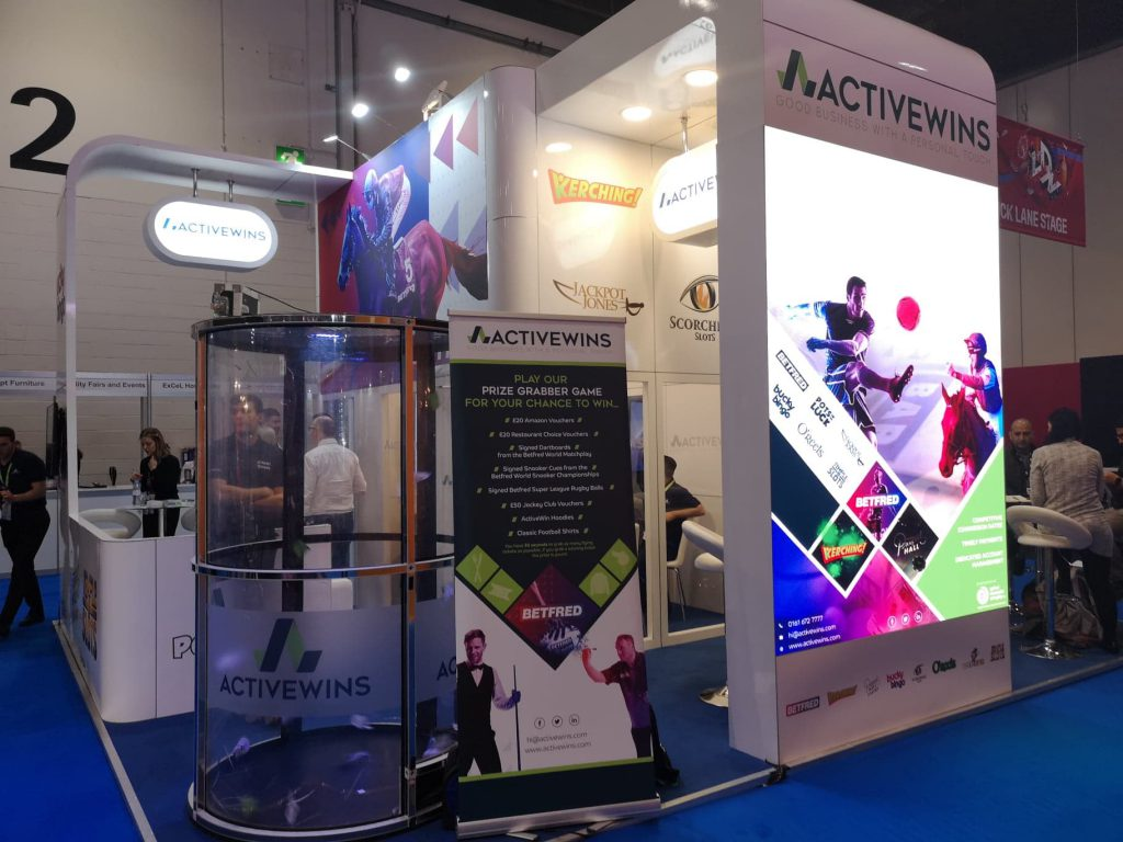 ActiveWins LAC Stand