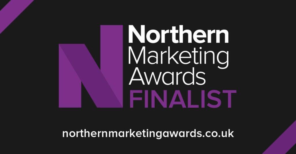 ActiveWin Media nomination at Northern Marketing Awards for best digital agency